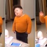 "Meet ""Mini Kim Jong-Un"" The Adorable Kid Who Will Make You Smile Way Harder Than You Should"
