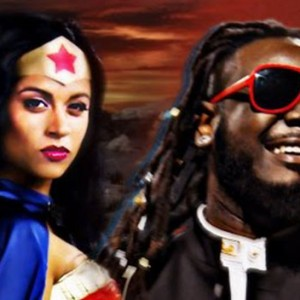 This Wonder Woman Vs Stevie Wonder Rap Battle Is So Epic It's Guaranteed To Leave You In Awe