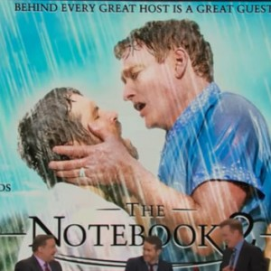 Ryan Reynolds And Conan Just Starred In The Notebook 2… The Result Was Perfection