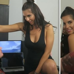 This Man Got His Sexy Girlfriend To Flirt With His Friend. Moments Later… OMG