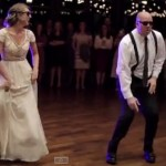 This Father-Daughter Wedding Dance Went From Average To Legendary In A Matter Of Seconds