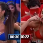 This Quirky Game Involves Guys Brushing Bikini Girls' Teeth's While They Are Blindfolded… What The??