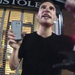 This Drunk Man Tried To Provoke A Cop Repeatedly. Moments Later… OMG