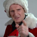Liam Neeson's Audition For Mall Santa Claus Is The Most Terrifying Thing You'll See This Christmas