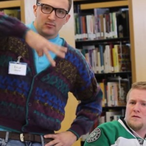 This Gangsta Librarian Is  The Most Gangsta Sh*t That Has Ever Happened In A Library