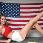 Meet The Woman Who Claims That She's Got America's Longest Legs. Prepare To Be Blown Away