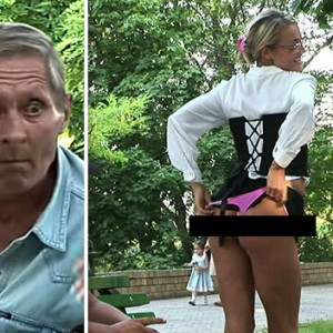 This Woman Left Her Underwear Inside Her Bag. You Won't Believe What Happened Next