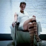 This Sexy Supermodel Decided To Portray Sharon Stone's Character In Basic Instinct. The Result Was Jaw Dropping