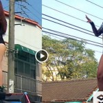 These 50 Pole Dancers Were Hired To Escort A Taiwanese Politician's Funeral Procession… What The??