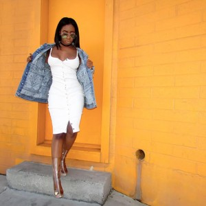 Fashionista Of The Month For January 2017: Briana Jackson