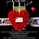 Featured Event Of The Week: Valentines Evening With Cabaret From Paris with Love