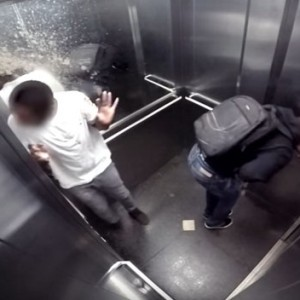 This Diarrhoea In The Elevator Prank Is Quite Simply Too Much For These Unsuspecting Men