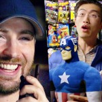 Chris Evans Decided To Prank Comic Fans As Captain America. The Result Was Pure Gold