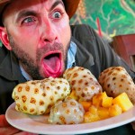 This Man Decided To Try The Grossest Fruit In The World… The Result Was SHOCKING