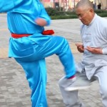 Meet The Chinese Kung Fu Master Who's Got An Iron Crotch (Yes. You Read Right)