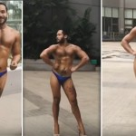This Hunk Decided To Strip Down And Perform His Best Miss Universe Walk. The Result Was Mind-Blowing