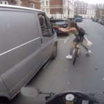 These Van Drivers Decided To Catcall A Female Cyclist. Her Response Will Shock You