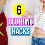 6 Totally Useful Clothing Hacks Every Girl Should Know Right NOW