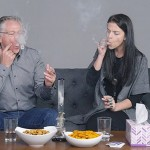 These Parents And Kids Decided To Smoke Weed Together for the First Time. The Result Was Hilarious