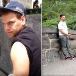 This Guy Decided To Run Around New York Cutting Selfie Sticks Because He's Had ENOUGH Of Selfies