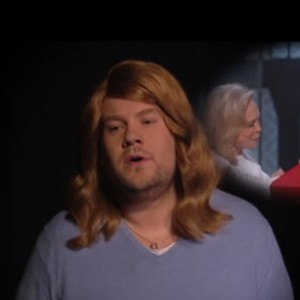 James Corden Just Dressed Himself As Emma Stone As A Tribute To The Oscars Disaster