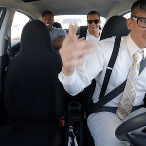 This Nerdy Uber Driver Decided To Surprise His Passengers With A Secret Talent. The Result Blew My Mind!