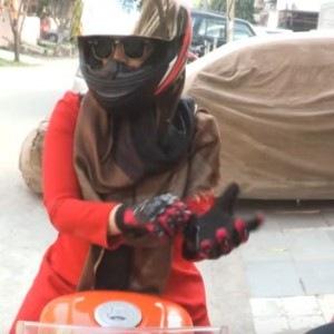 Meet The Badass Female Biker Who's Challenging Gender Stereotypes In India
