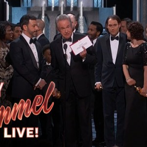Jimmy Kimmel Just Revealed What Really Happened At The Most Insane Oscars Ever
