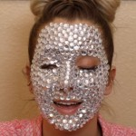 This YouTuber Decided To Glue Rhinestones In Her Face. The Result Was Pure Gold