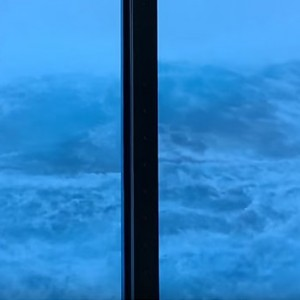 This Insane Footage Shows A Cruise Ship Window Being Smashed By Terrifying 30-Foot Waves