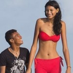Meet The Extremely Tall Model Who Fell In Love With A Man Who's Much Smaller Than Her