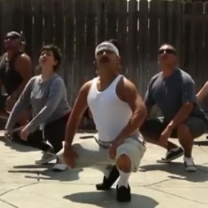 This Mexican Gangster-Led Workout Class Is The BEST Workout Video Ever