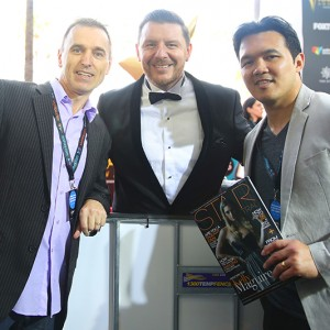 Two Minutes With MKR's Manu Feildel By StarCentral Magazine