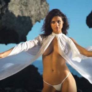 Here's An Exclusive Behind The Scenes Look At Bo Krsmanovic's Sports Illustrated Swimsuit Shoot
