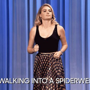 Kate Upton And Jimmy Fallon Decided To Face Off In An Epic Dance Battle. The Result Was Pure Gold