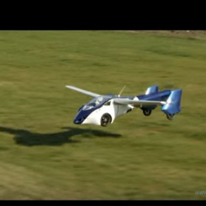 Flying Cars Could Actually Hit The Skies Next Year (Yes, You Read Right)