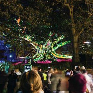 Featured Event Of The Day: Vivid Sydney at The Royal Botanic Garden