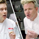 Watch Gordon Ramsay Teach His Chefs How To Brutally Insult Other People's Cooking