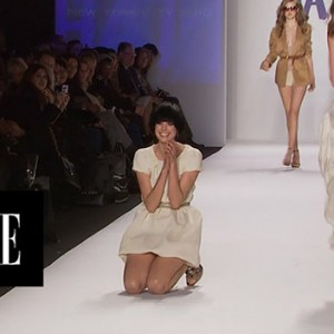 Watch These Hilarious Video Of Models Falling Over on the Runway
