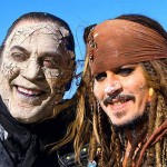 "Here's An Epic Behind-The-Scenes Look At ""Pirates Of The Caribbean: Dead Man  Tell No Tales"""
