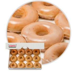 OMG! Krispy Kreme Is Apparently Giving Away 30,000 FREE Doughnuts Next Week