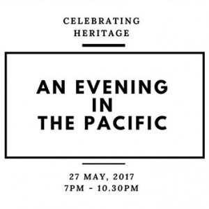 Featured Event Of The Day: An Evening In The Pacific