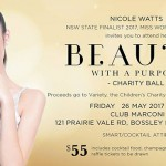 Featured Event Of The Week: Nicole Watts' Beauty With A Purpose Charity Ball
