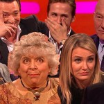 "Here Are The Most Shocking Celebrity Couch Stories from ""The Graham Norton Show"""