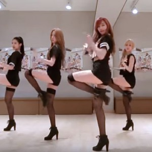 This Korean Dance Video Is Guaranteed To Literally Widen Your Eyes And Make Your Jaw Drop
