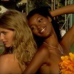 Watch Gorgeous Models Jessica White And Julie Henderson Turn Up The Heat On The Field