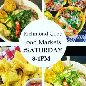 Featured Event Of The Day: Richmond Good Food Market