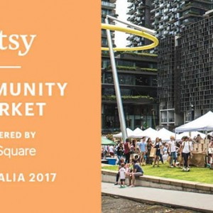 Featured Event Of The Day: Etsy Community Market