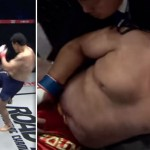This South Korean MMA Fighter Got Kicked In The Groin Hard. His Reaction Will Make You Cringe So Hard It Hurts