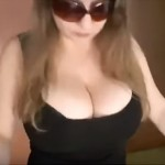 The Struggle Of Walking Downstairs With Big Boobs is Very Real And Here's Proof